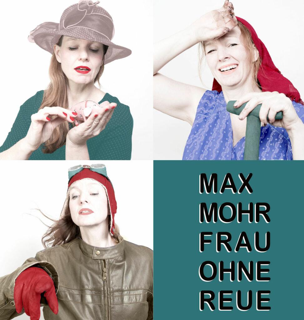 Frau ohne Reue - Szenische Lesung - Theater am Neunerplatz
